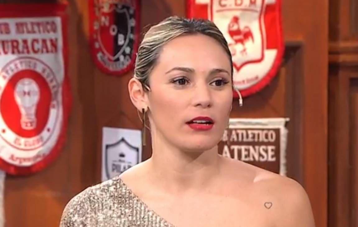 La polémica frase de Rocío Oliva tras su cruce con Claudia Villafañe