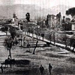 Rápidamente la ciudad fue ganando un lugar como gran productora de vinos.