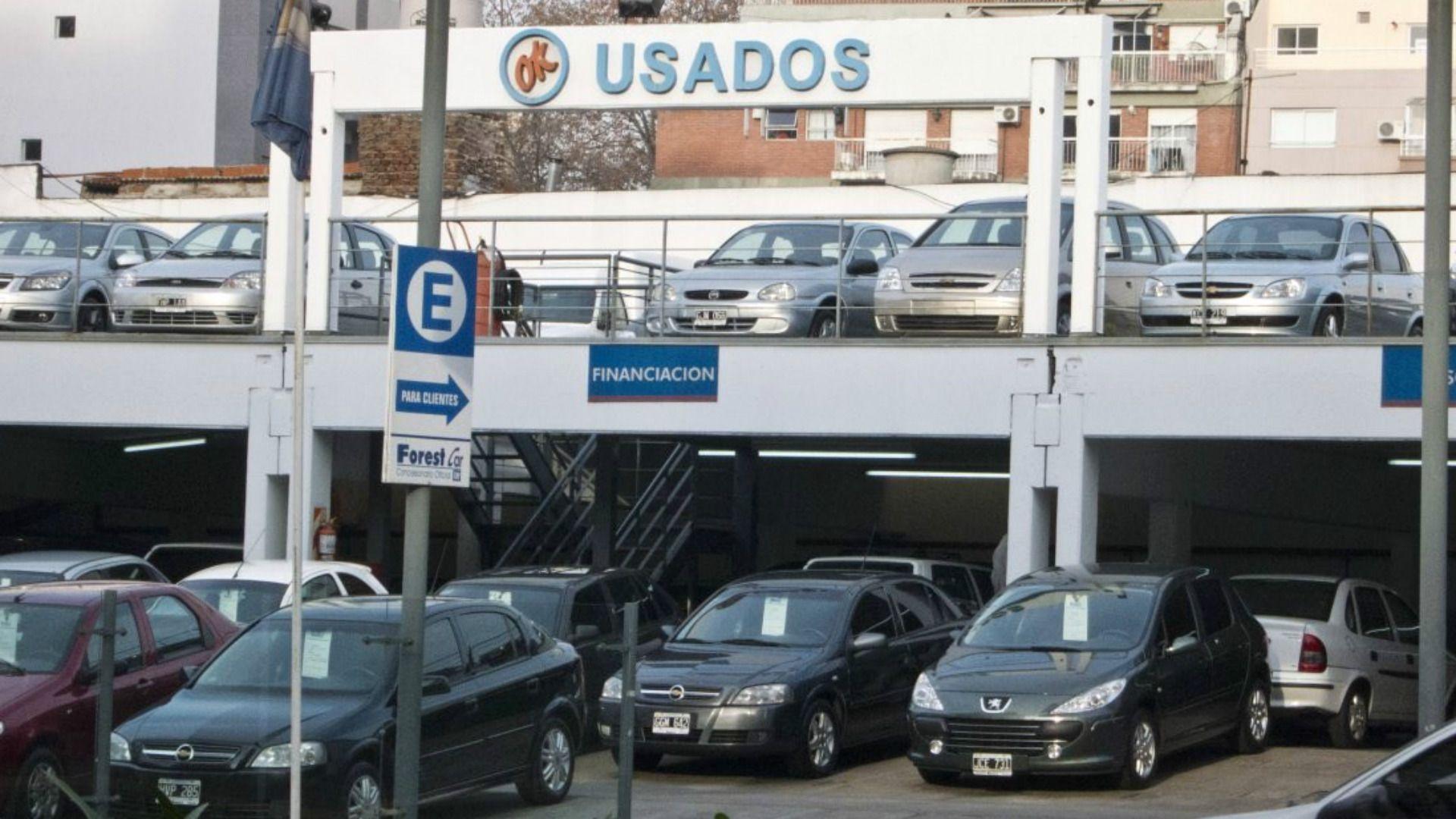 Ranking: los autos usados más vendidos en Argentina durante febrero
