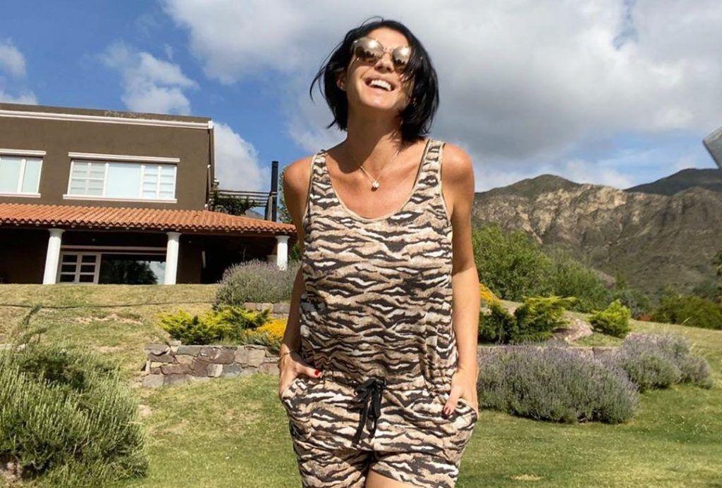 Recorré la mansión andina de Pamela David en Mendoza
