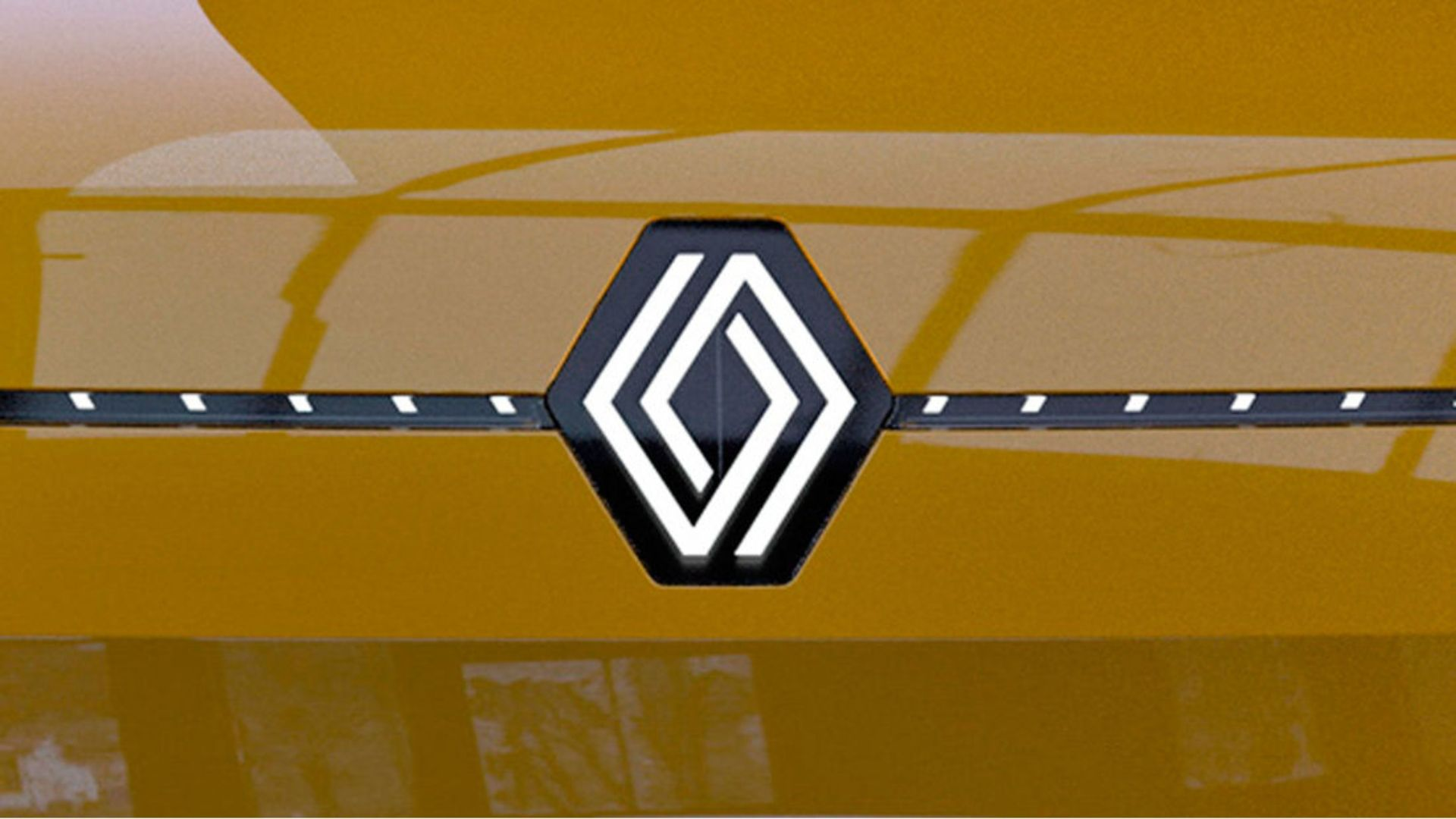 Renault presenta su nuevo logo con líneas retro