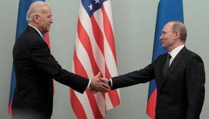 """Un vínculo con menos """"química"""" que el que Putin tenía con Trump."""
