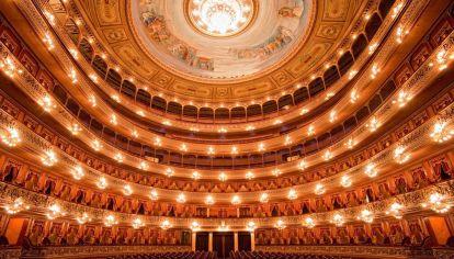 Ciclo Piazzolla 100 años en el Teatro Colón