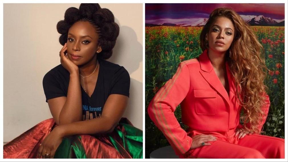 Chimamanda Ngozi Adichi - Beyoncé