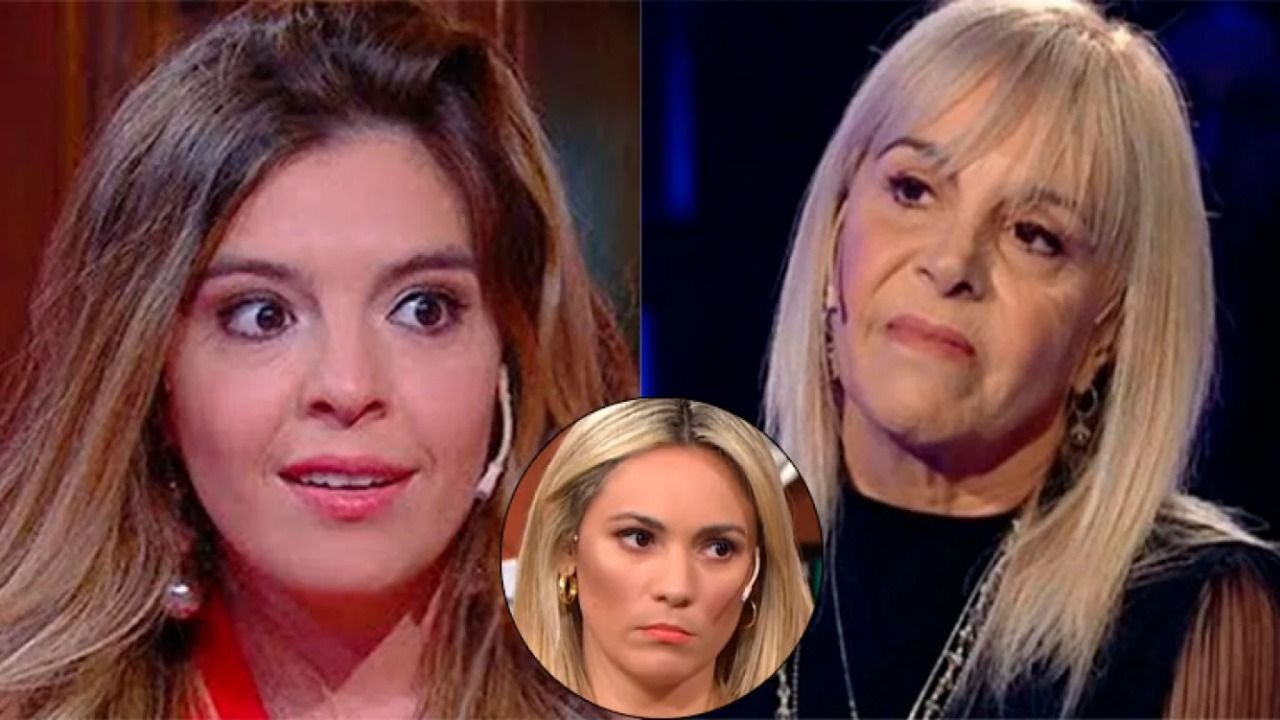 La reacción de Dalma Maradona tras el enojo de Claudia Villafañe en Polémica en el Bar