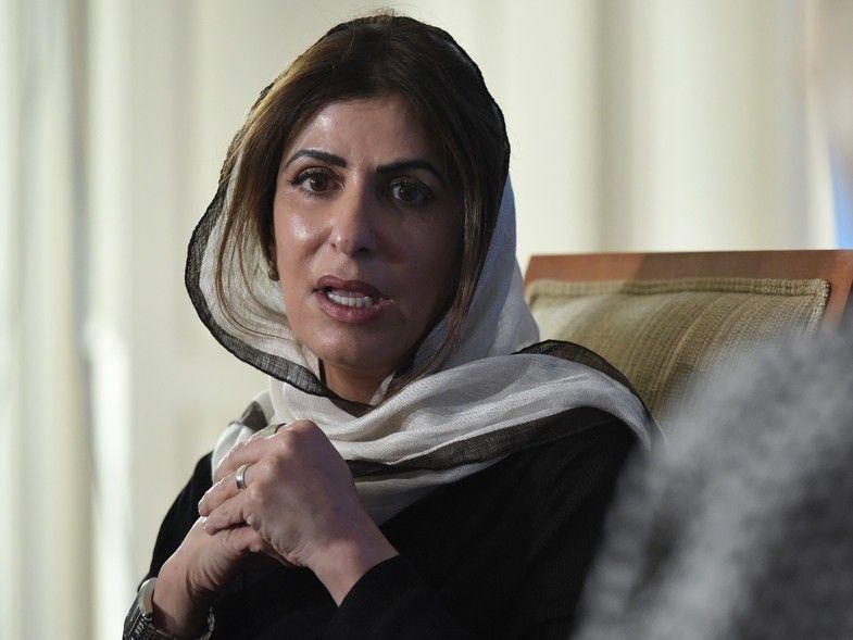 La princesa saudí y un eterno pedido de ayuda