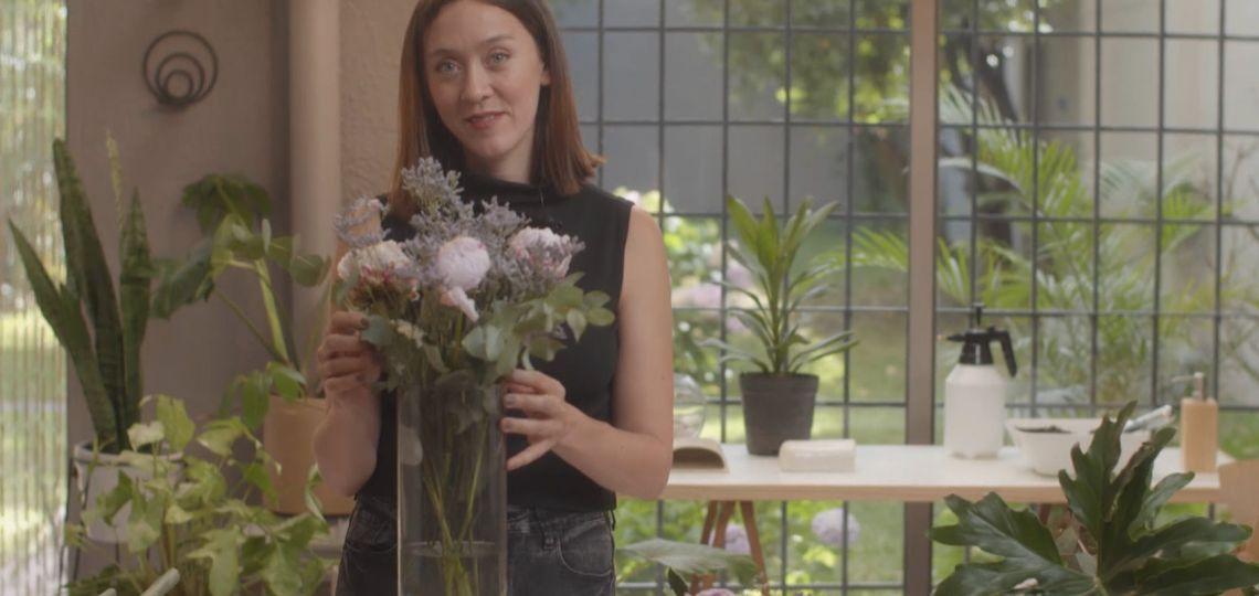 """Florencia Carella: """"Las plantas nos enseñan a observar, y a vivir, mejor"""""""
