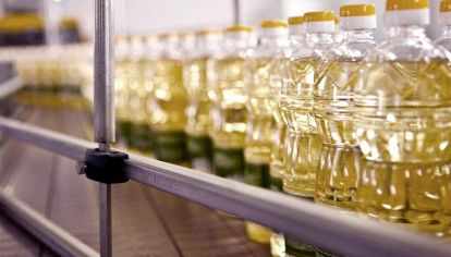 Argentina podría exportar aceite de girasol por 2.000 millones de dólares.