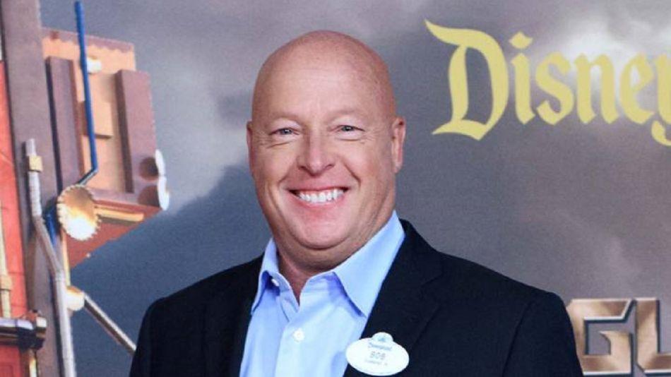 Bob Chapek, CEO de Disney