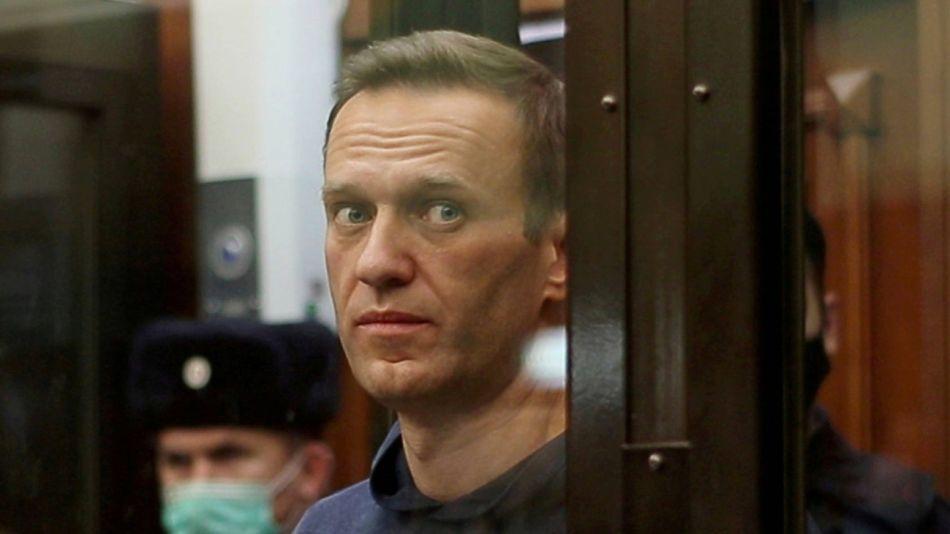 Cárcel Navalni Rusia