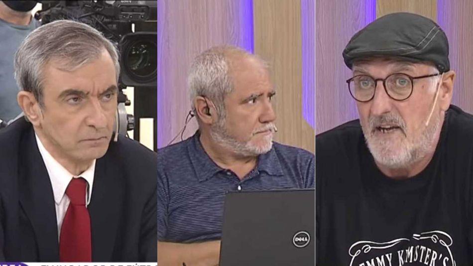 Nelson Castro, el Ruso Verea y Osvaldo Bazán 20210303