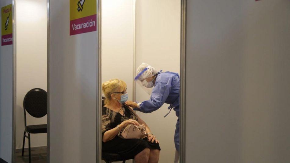Vacuna Adultos mayores CABA 20210303