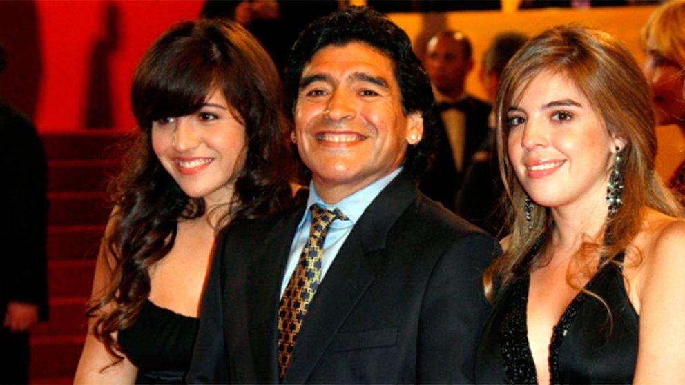 """Audio de Diego Maradona: """"Lo de Dalma y Gianinna es criminal"""""""
