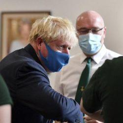La medida fue dada a conocer oficialmente por el primer ministro británico, Boris Johnson.