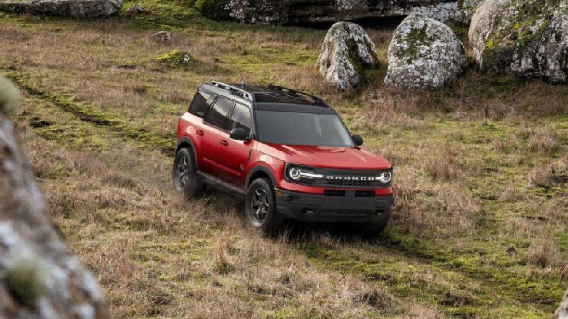 Ford presentó la nueva Bronco Sport en Argentina: precios y versiones