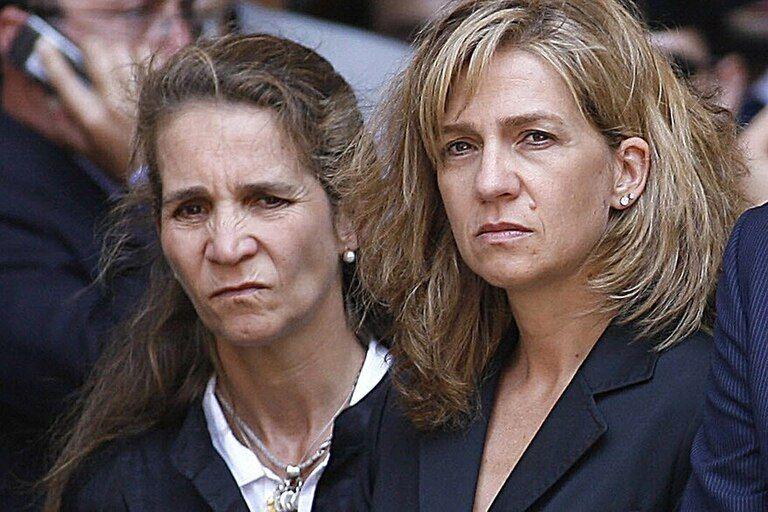 Escándalo por vacunatorio VIP: las hijas del rey Juan Carlos I se vacunaron en Abu Dabi