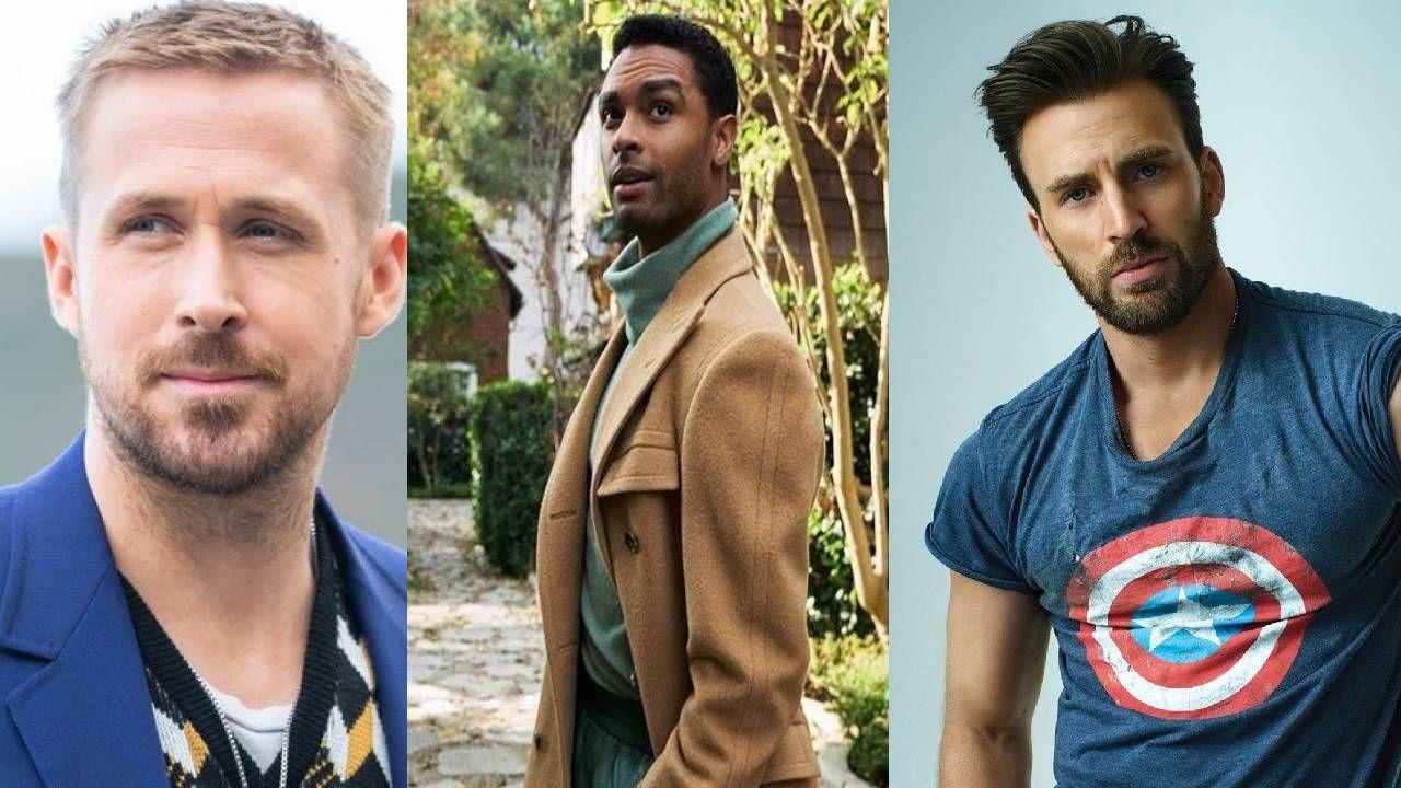 Regé-Jean Page, Ryan Gosling y Chris Evans harán la película más cara de Netflix