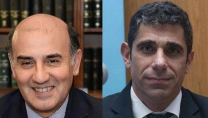 Daniel Petrone y Diego Barroetaveña