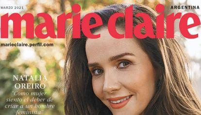 El nuevo número de Marie Claire.