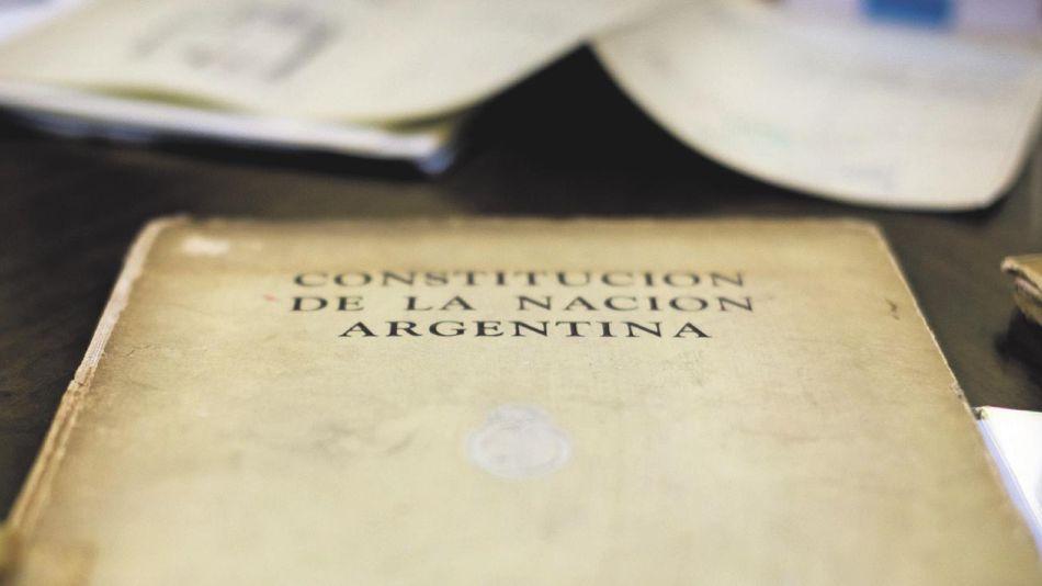 Constitución Argentina Opinión