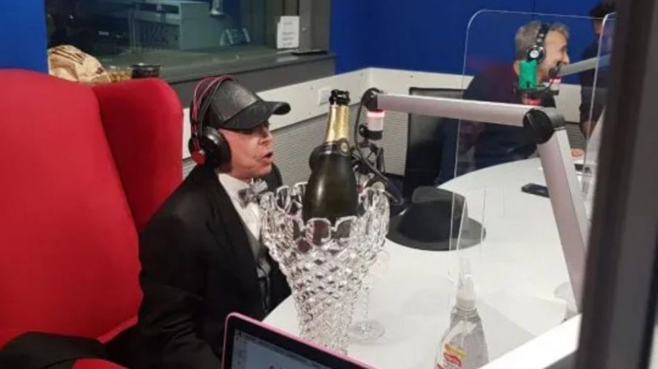 Oyarbide en la radio 20210304