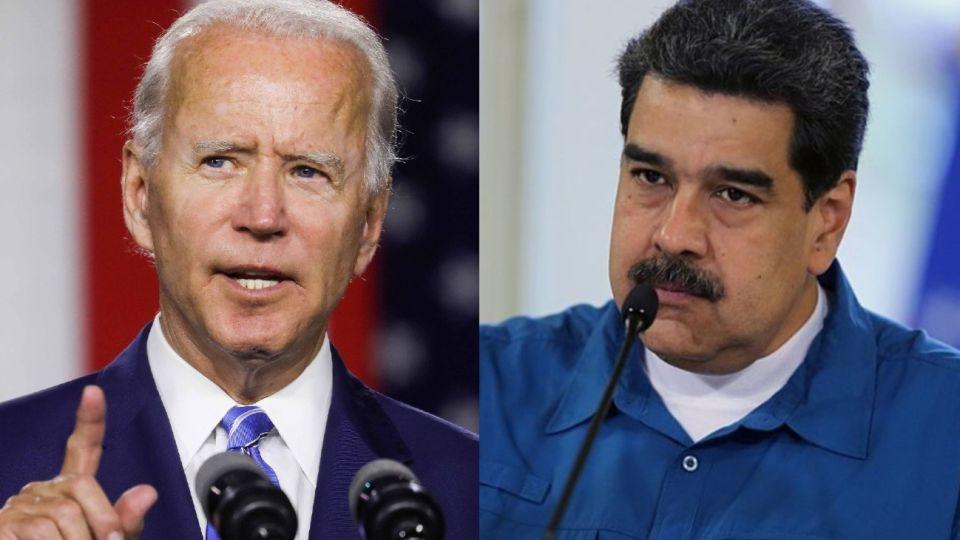 Biden Maduro Decreto Venezuela