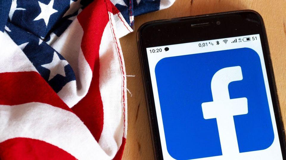 Facebook levanta restricciones políticas en Estados Unidos