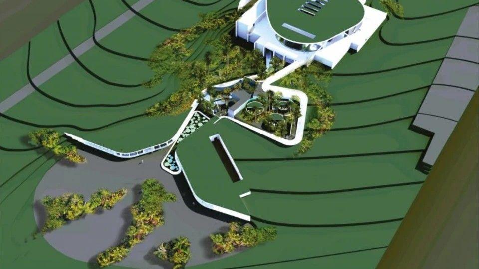 El acuario demandará una inversión cercana a los 100 millones de reales, unos 1.750 millones de pesos.