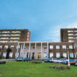 Hospital Posadas | Foto:Cedoc