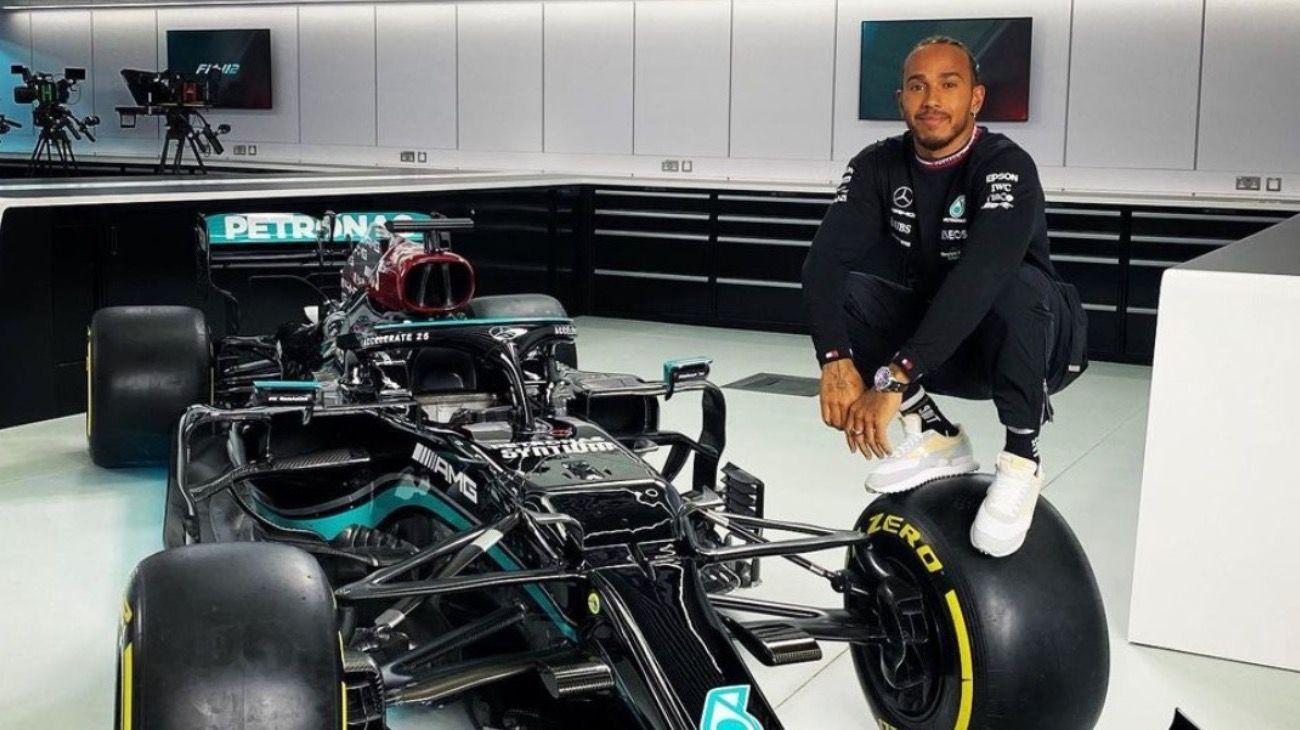 Lewis Hamilton y sus desafíos para la temporada 2021 de Fórmula Uno.