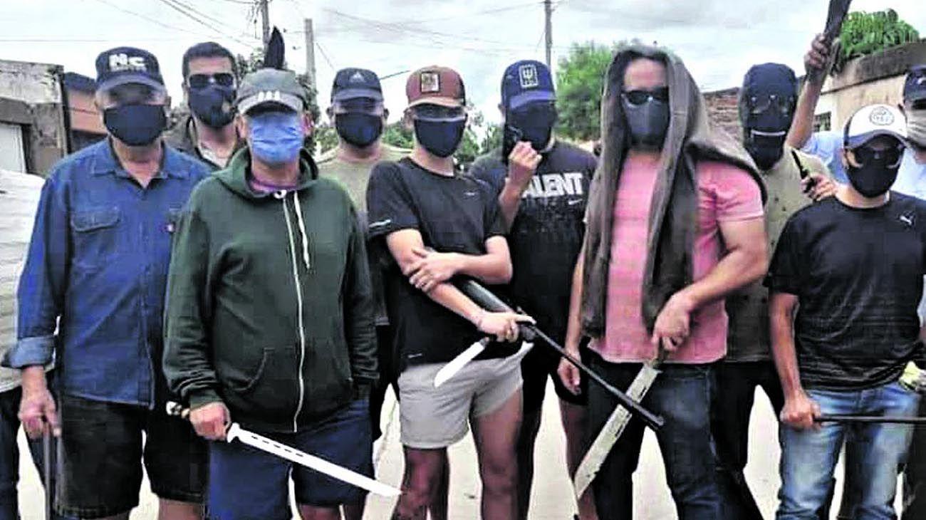 Milicias vecinales en Tucumán