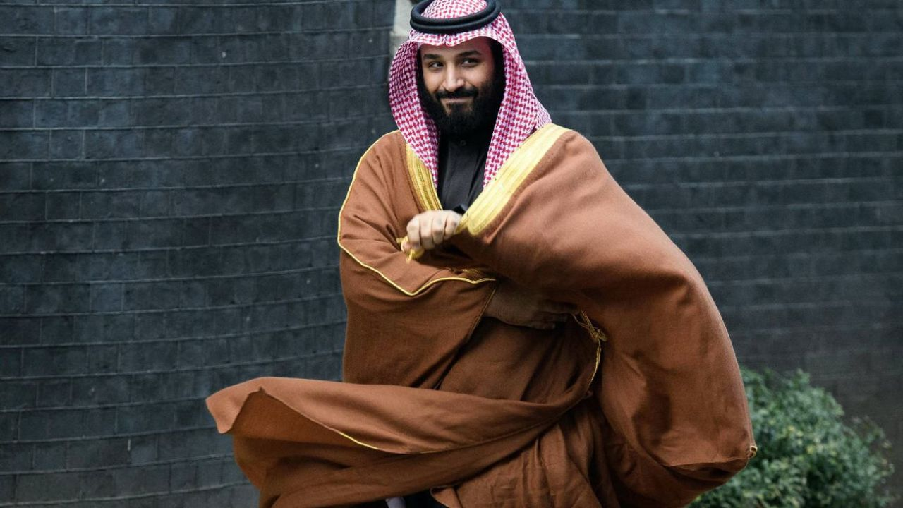 Mohamed bin Salman | Foto:CEDOC