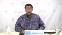 Formosa. Jorge González, ministro de Gobierno de Gildo Insfrán.