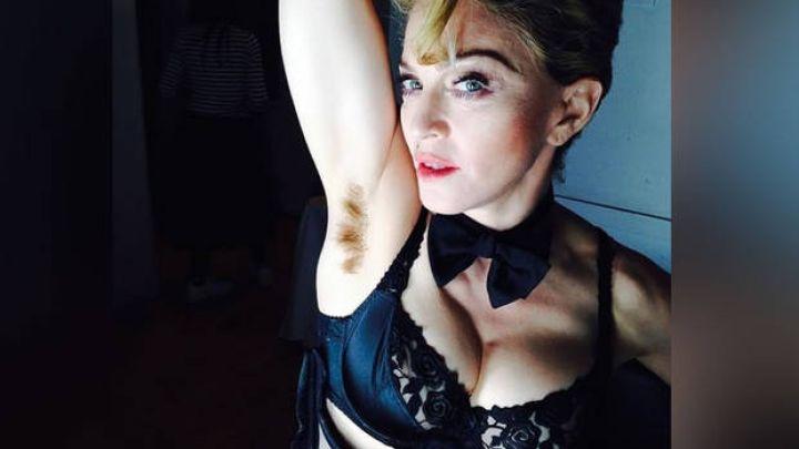 Día Internacional de la Mujer: las celebrities que hicieron del vello en las axilas una señal de empoderamiento