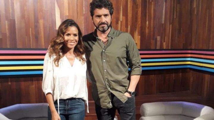 Julieta Ortega retó a Iván Noble por redes sociales