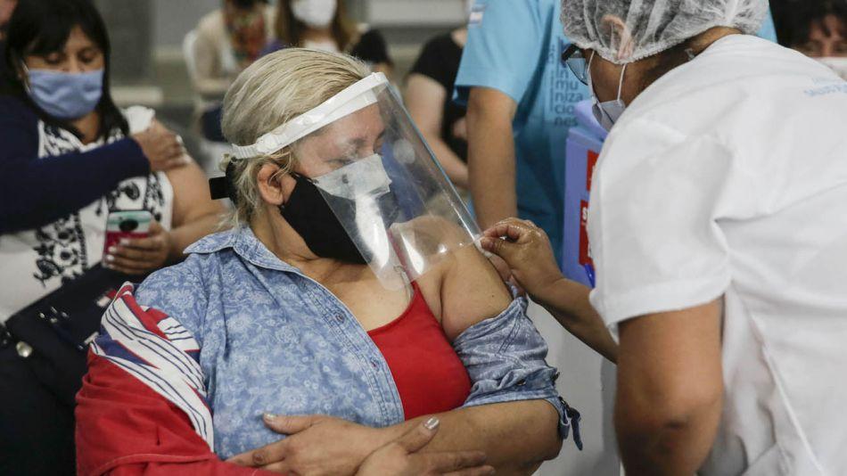 Vacunación en Tucumán 20210305