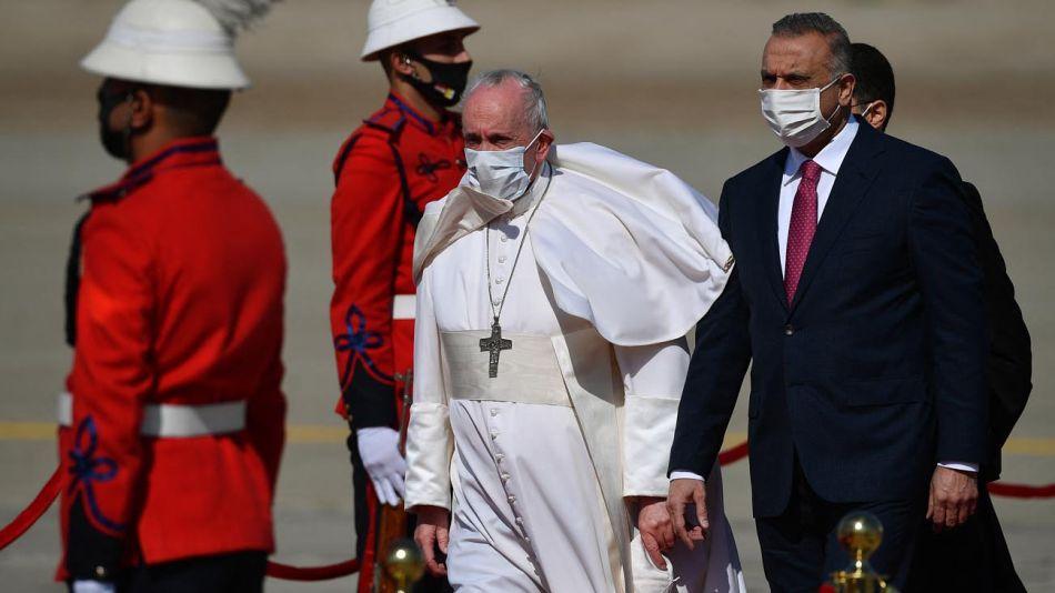 Visita del Papa Francisco a Irak 20210305