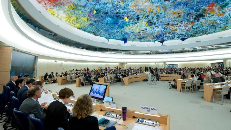 Comisión de Derechos Humanos, ONU.