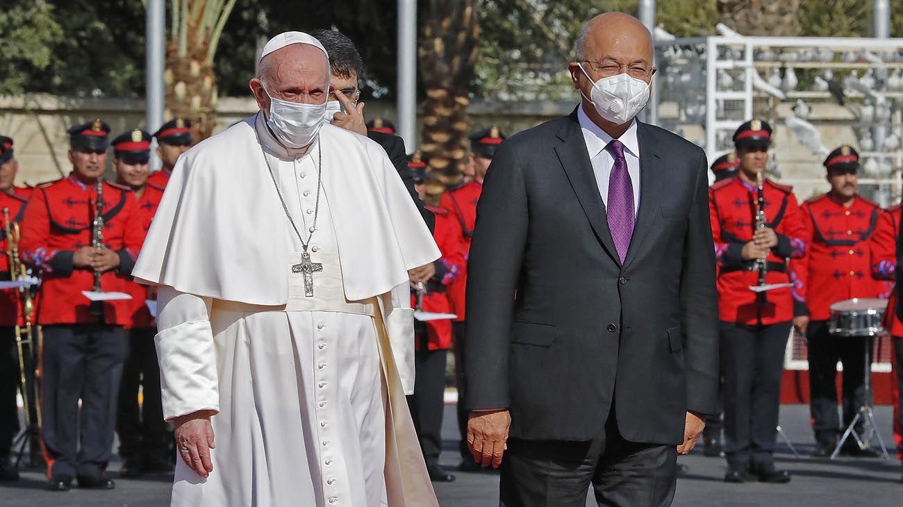 Visita del Papa Francisco a Irak