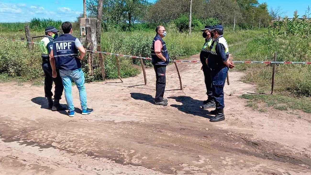 Horror. El homicidio seguido de suicidio ocurrió en Tucumán.