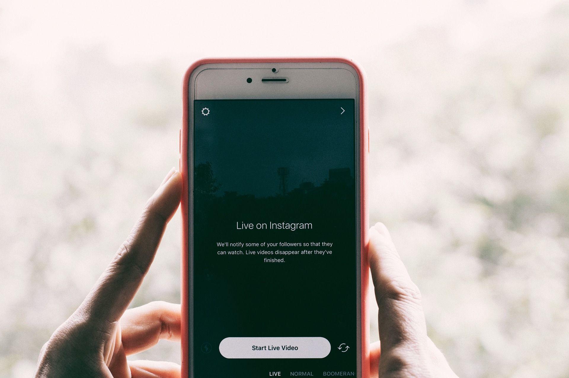 Los vivos de Instagram con más participantes