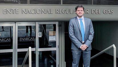 Bioquímico. Bernal era defensor de la gestión del ex ministro de Planificación, Julio de Vido. Hace un año que no habla con él.