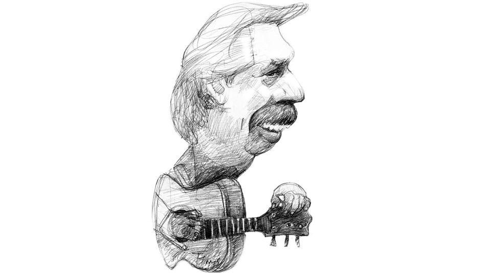 Alberto guitarra Temes