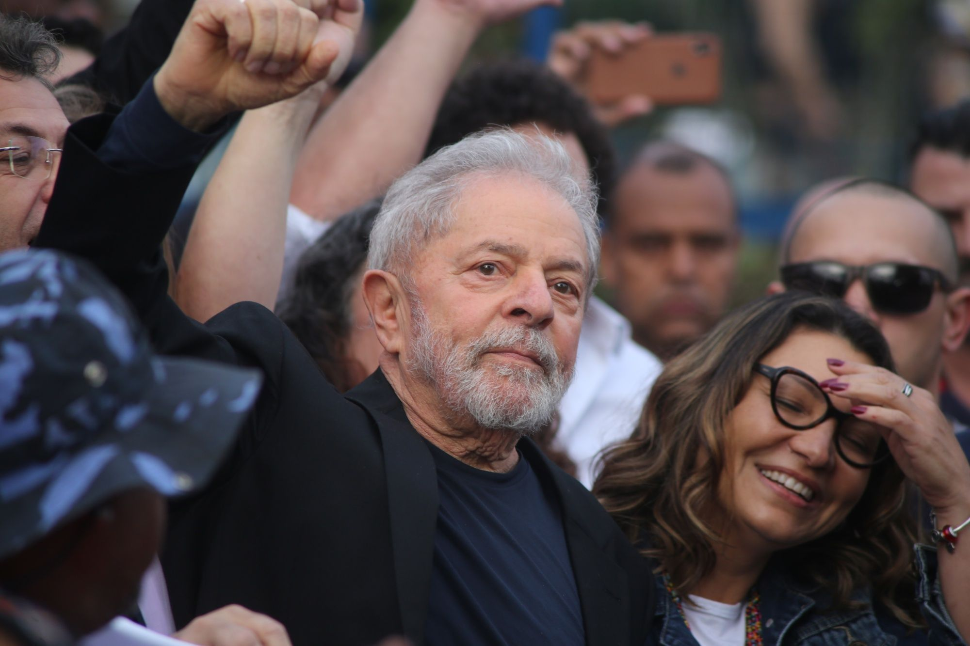 Lula Returns to the Fray With Release From Brazilian Jail
