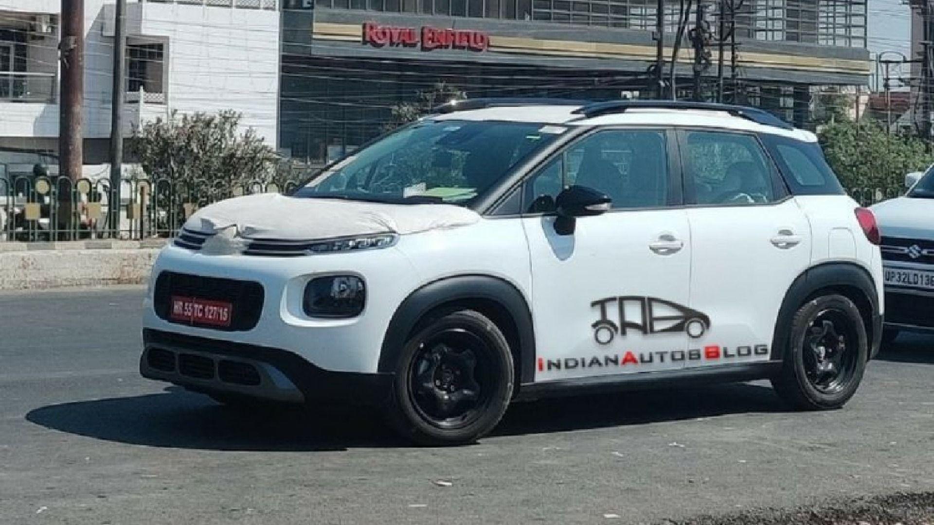 Aparece el nuevo Citroën C3 Aircross, aunque se espera la llegada de otro SUV