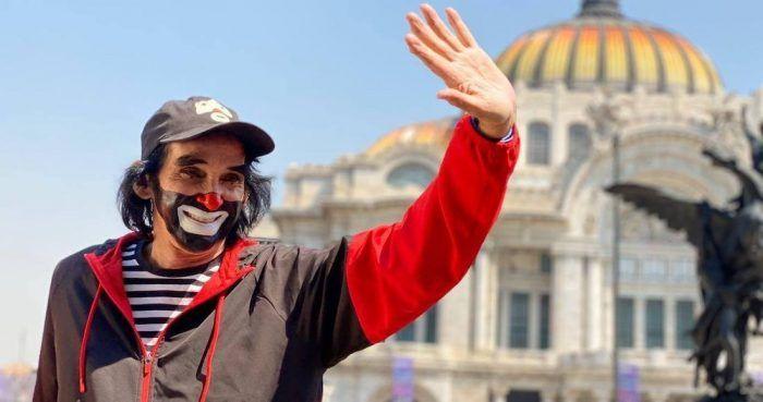 """Conmoción por la muerte de Ricardo González, reconocido como el payaso """"Cepillín"""""""