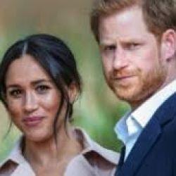 Príncipe Harry de Inglaterra y Meghan Markle | Foto:AFP