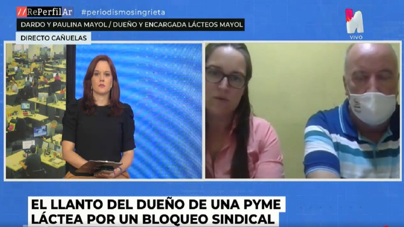 Entrevista a los Mayol