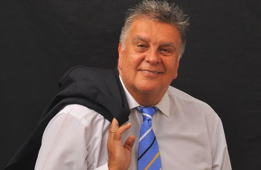 """Luis Ventura reveló que su hijo Antonio debió ser internado: """"No estoy bien"""""""