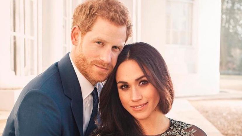 El príncipe Harry y Meghan Markle revelaron el sexo de su bebé en camino